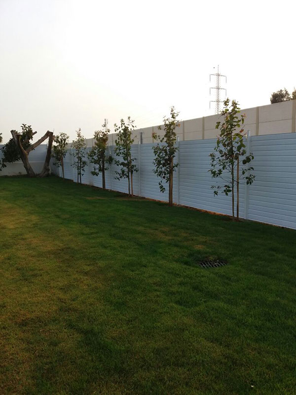 גדר לגינה ולחצר