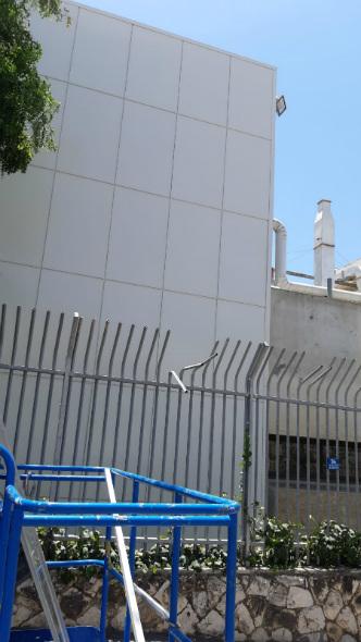 חיפוי קירות מאלוקובונד