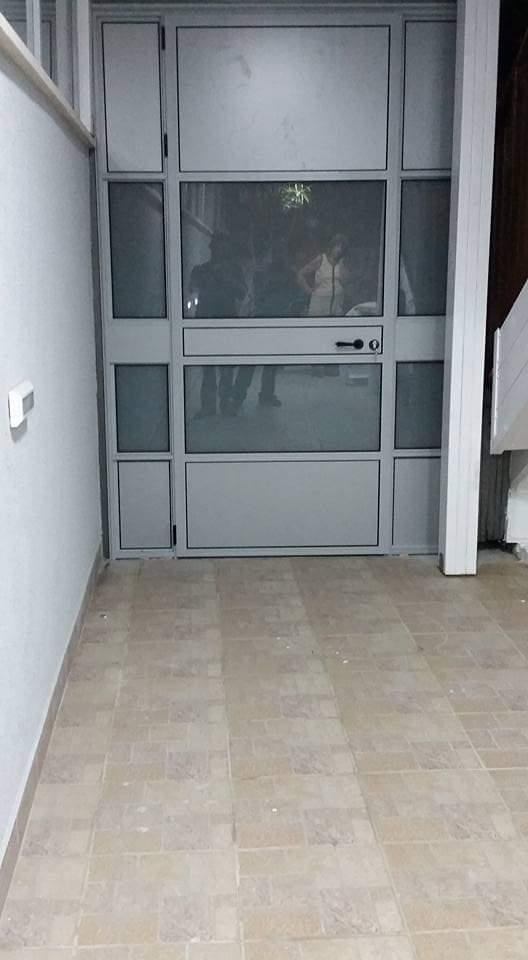 דלת בלגית פרופיל 4300