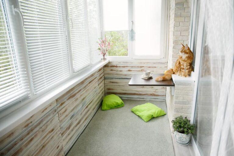 סגירת מרפסת בחלונות אלומיניום