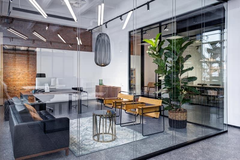 חלונות אלומיניום מעוצבים למשרד ולבית